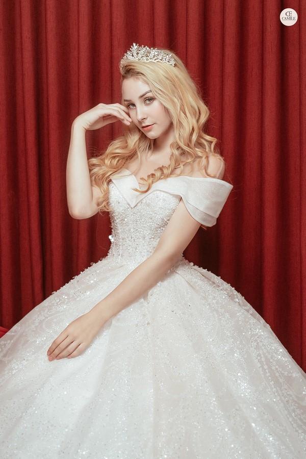 váy cưới thiết kế 1 Địa chỉ may đo thuê váy cưới thiết kế cao cấp đẹp và nhiều mẫu nhất Hà Nội