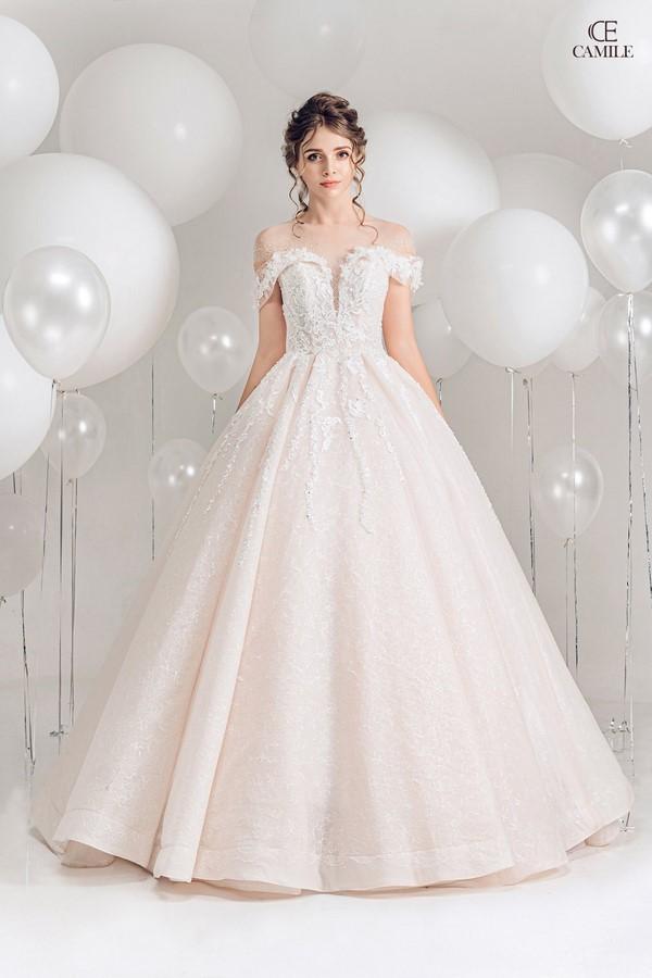 váy cưới thiết kế 13 Địa chỉ may đo thuê váy cưới thiết kế cao cấp đẹp và nhiều mẫu nhất Hà Nội