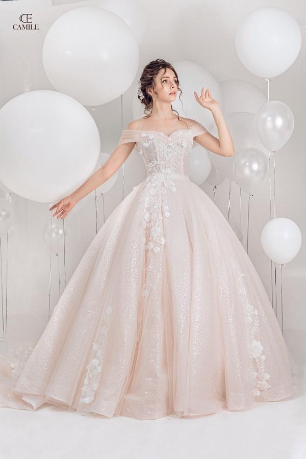 váy cưới thiết kế 15 Địa chỉ may đo thuê váy cưới thiết kế cao cấp đẹp và nhiều mẫu nhất Hà Nội