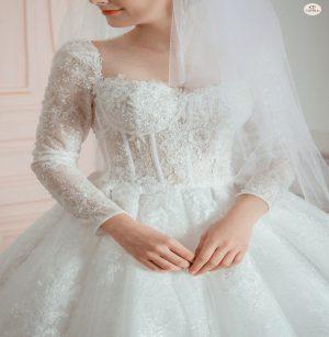 thuê váy cưới Quận Long Biên 1 Thuê váy cưới quận Long Biên tại Camile Bridal