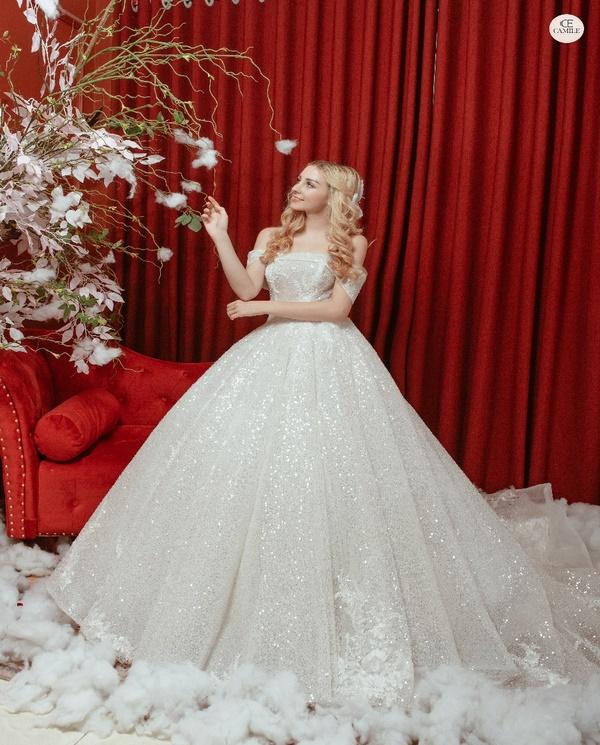 thuê váy cưới Quận Long Biên 2 Thuê váy cưới quận Long Biên tại Camile Bridal