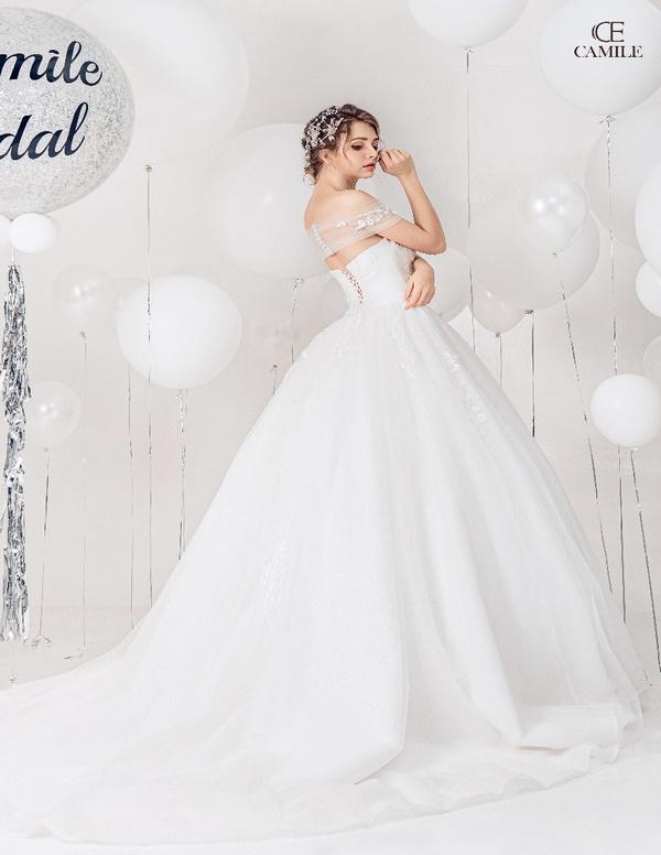 thuê váy cưới Quận Long Biên 3 Thuê váy cưới quận Long Biên tại Camile Bridal