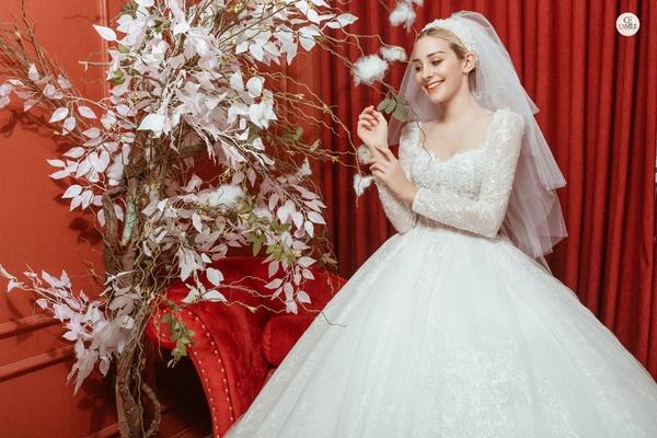 Thuê váy cưới thị xã Sơn Tây 2 Kinh nghiệm thuê váy cưới thị xã Sơn Tây cho nàng dâu diễm lệ trong ngày cưới
