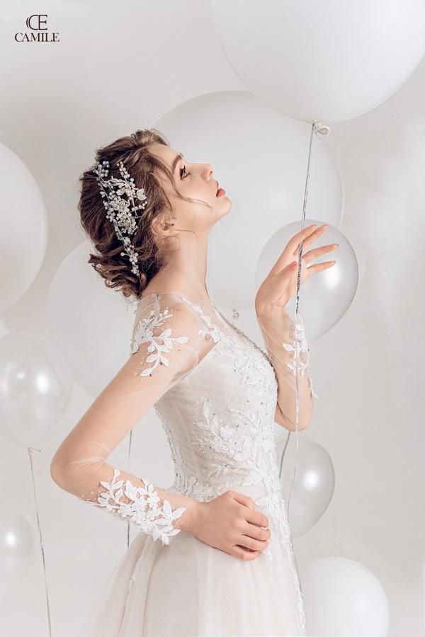 thuê váy cưới Huyện Chương Mỹ 2 Thuê váy cưới Huyện Chương Mỹ ở địa chỉ nào uy tín, chất lượng
