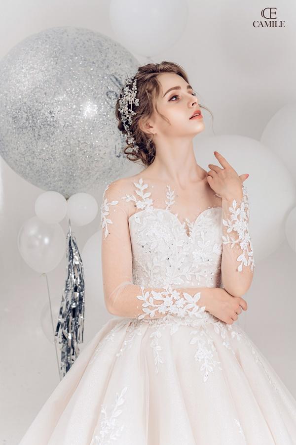 thuê váy cưới Huyện Chương Mỹ 3 Thuê váy cưới Huyện Chương Mỹ ở địa chỉ nào uy tín, chất lượng
