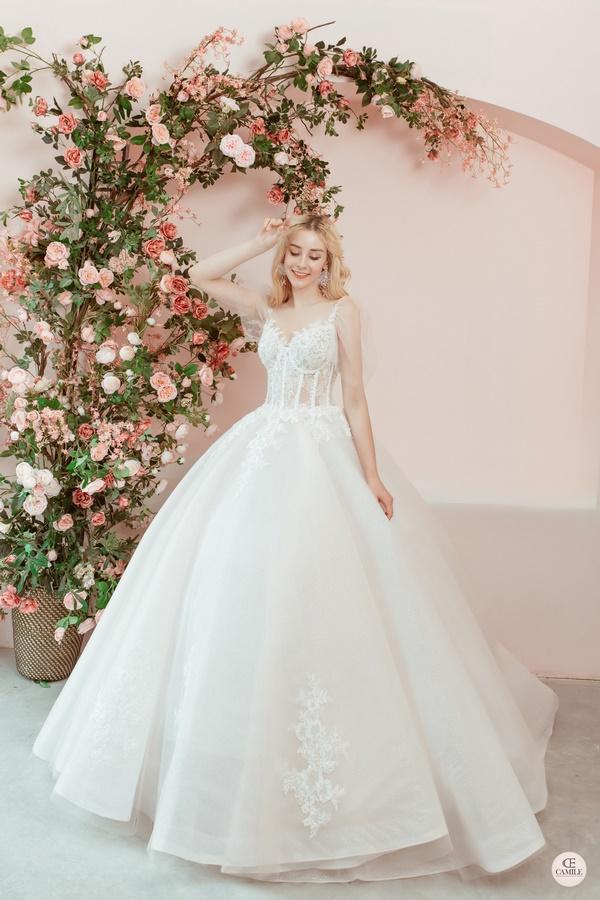 thuê váy cưới Huyện Chương Mỹ 4 Thuê váy cưới Huyện Chương Mỹ ở địa chỉ nào uy tín, chất lượng