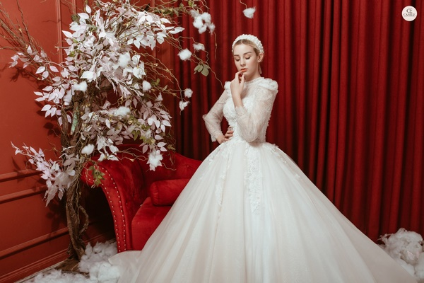 thuê váy cưới Huyện Chương Mỹ 5 Thuê váy cưới Huyện Chương Mỹ ở địa chỉ nào uy tín, chất lượng