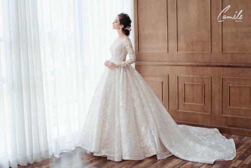 may áo cưới 4 Địa chỉ may áo cưới giá rẻ đẹp và độc nhất tại Hà Nội