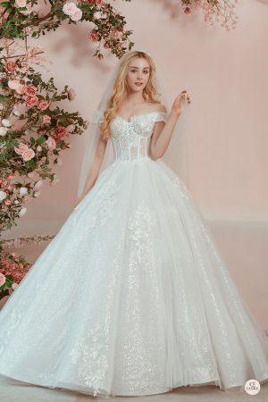 thuê váy cưới Huyện Mỹ Đức 4 Thuê váy cưới huyện Mỹ Đức ở đâu nhiều mẫu đẹp nhất?