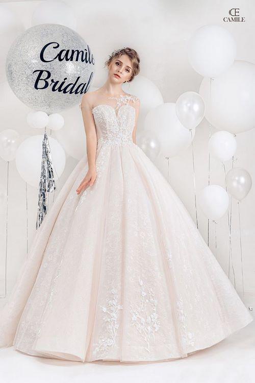 may áo cưới cho cô dâu 2 Xưởng may áo cưới cho cô dâu theo yêu cầu đẹp và độc nhất Hà Nội