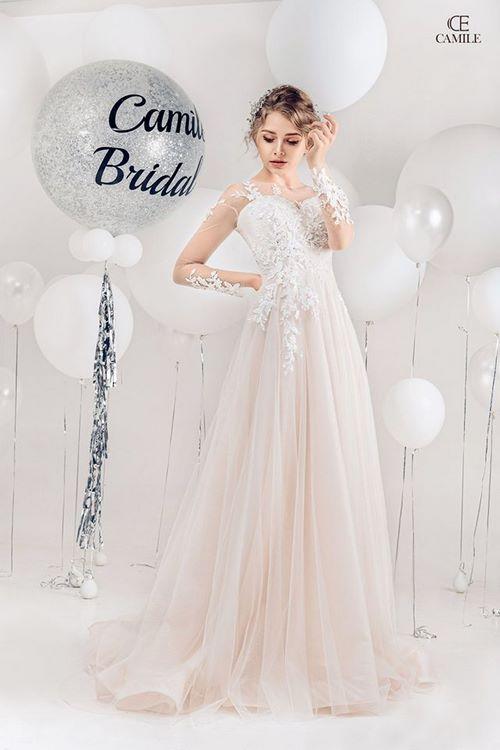 may áo cưới cho cô dâu 7 Xưởng may áo cưới cho cô dâu theo yêu cầu đẹp và độc nhất Hà Nội