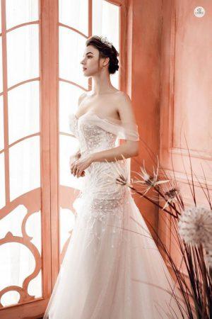 may áo cưới cho cô dâu 8 Xưởng may áo cưới cho cô dâu theo yêu cầu đẹp và độc nhất Hà Nội