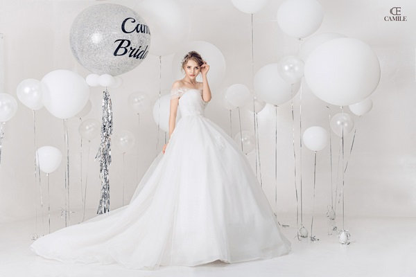 Cửa tiệm cho thuê váy cưới huyện Phú Xuyên nổi tiếng ai cũng biết