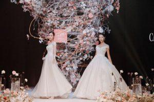 triển lãm cưới 12 Chiêm ngưỡng 20 mẫu váy cưới thiết kế đẹp nhất triển lãm cưới 2020 – 2021 của Camile Bridal