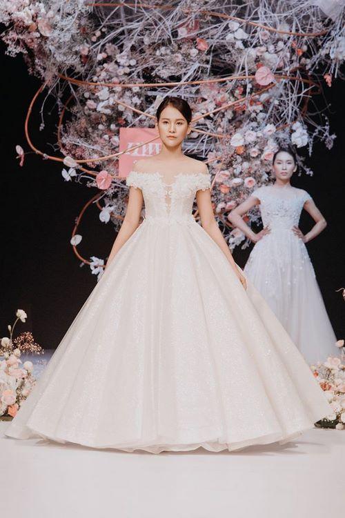 triển lãm cưới 7 Chiêm ngưỡng 20 mẫu váy cưới thiết kế đẹp nhất triển lãm cưới 2020 – 2021 của Camile Bridal