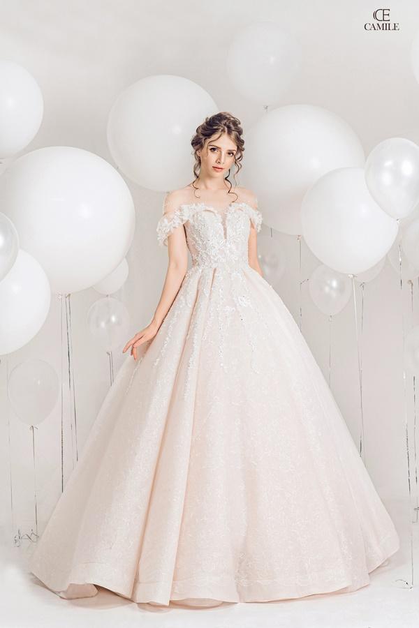 thuê váy cưới Huyện Quốc Oai 3 Địa chỉ thuê váy cưới huyện Quốc Oai nhiều mẫu đẹp lung linh