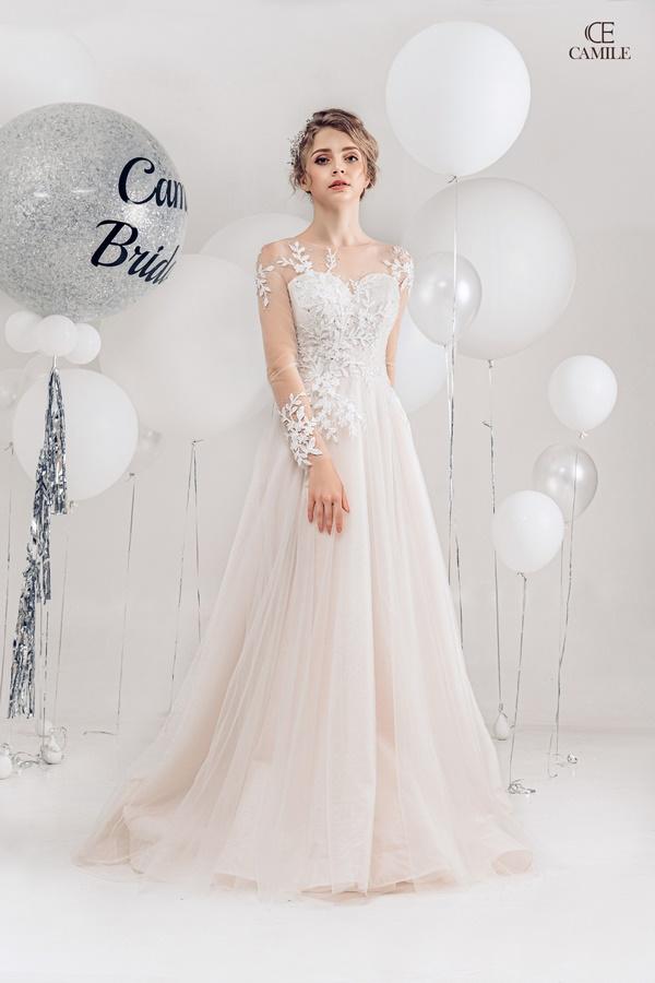 thuê váy cưới Huyện Quốc Oai 4 Địa chỉ thuê váy cưới huyện Quốc Oai nhiều mẫu đẹp lung linh