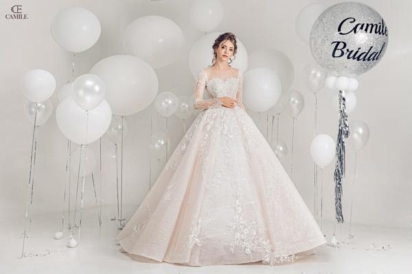 thuê váy cưới Huyện Quốc Oai 7 Địa chỉ thuê váy cưới huyện Quốc Oai nhiều mẫu đẹp lung linh