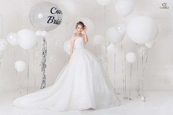 thuê váy cưới Huyện Quốc Oai 8 Địa chỉ thuê váy cưới huyện Quốc Oai nhiều mẫu đẹp lung linh