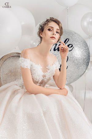 thuê váy cưới Huyện Ứng Hoà 2 Mách nàng bí kíp khi thuê váy cưới huyện Ứng Hoà