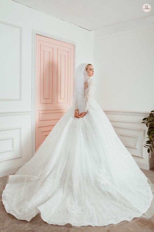 thuê váy cưới Quận Ba Đình 1 Kinh nghiệm thuê váy cưới quận Ba Đình nhất định bạn phải biết