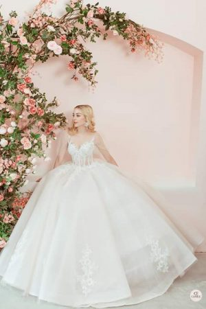 1.BST Váy Cưới LUXURY WINTER PRINCESS 2020