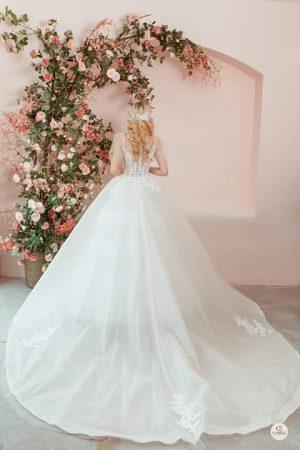1.BST Váy Cưới LUXURY WINTER PRINCESS 2020
