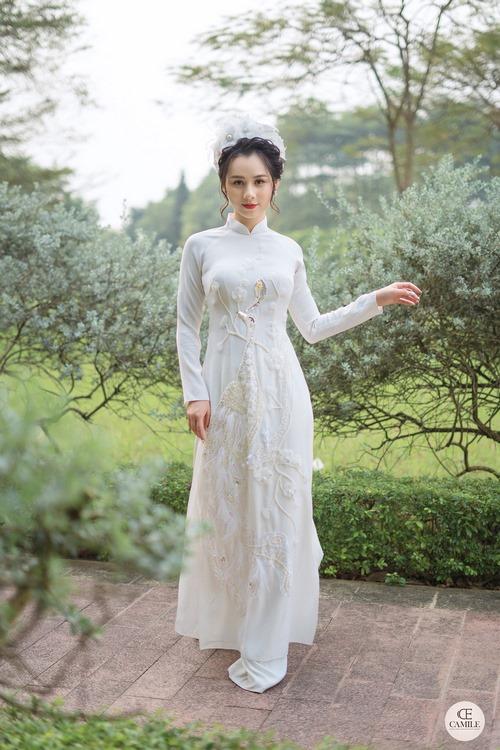 thuê áo dài tại Hà Nội 1 Thuê áo dài tại Hà Nội ở đâu đẹp, nhiều mẫu mã?